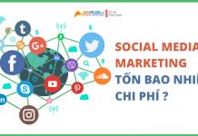 Social Media Marketing tốn bạn bao nhiêu chi phí ?