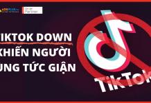 TikTok DOWN: Người dùng tức giận khi ứng dụng video phổ biến cấm tài khoản sau sự cố
