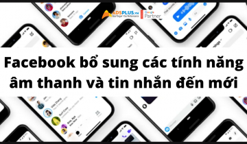 Facebook bổ sung các tính năng âm thanh và tin nhắn đến mới