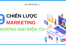 9 chiến lược marketing thương mại điện tử