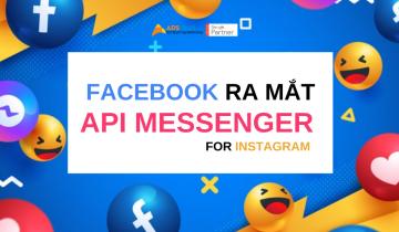 facebook ra mắt api messenger cho instagram
