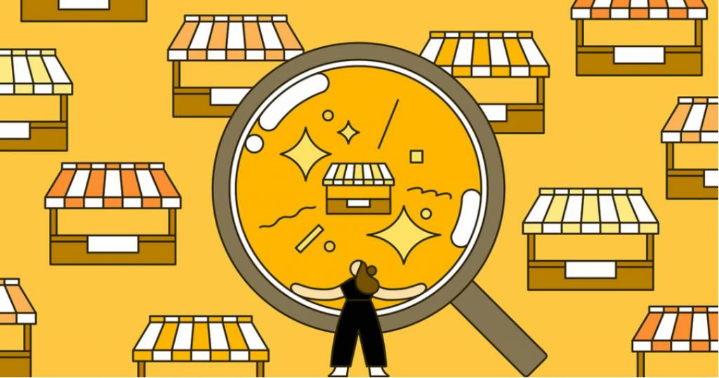 Chọn thị trường ngách trong kinh doanh mỹ phẩm online