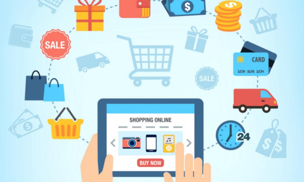 Tạo trang web thương mại điện tử chất lượng cao trong kinh doanh mỹ phẩm online