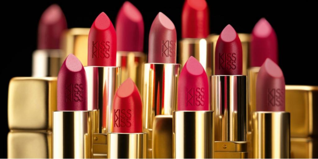 Son môi quyến rũ trong kinh nghiệm bán hàng online
