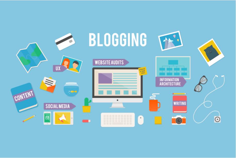 Bắt đầu một blog cách chạy quảng cáo mỹ phẩm trên facebook