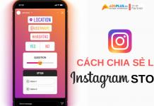 cách chia sẻ lại story trên instagram