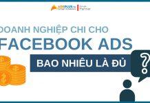chi phí facebook ads