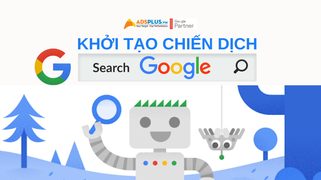 chiến dịch google search