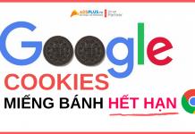 google cookies miếng bánh hết hạn