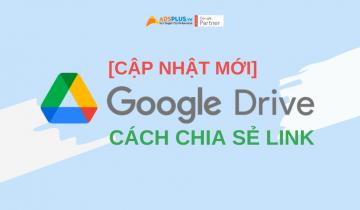 google drive cập nhật cách chia sẻ link drive