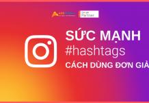 hashtag instagram cách dùng đơn giản với sức mạnh to lớn