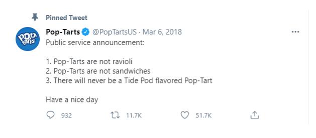 Pop - tarts