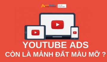 quảng cáo kênh youtube