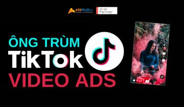 video quảng cáo tiktok
