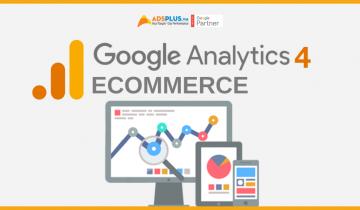 google analytics 4 ecommerce