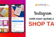 Instagram Shop Tab