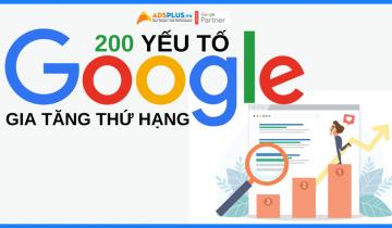 thứ hạng google