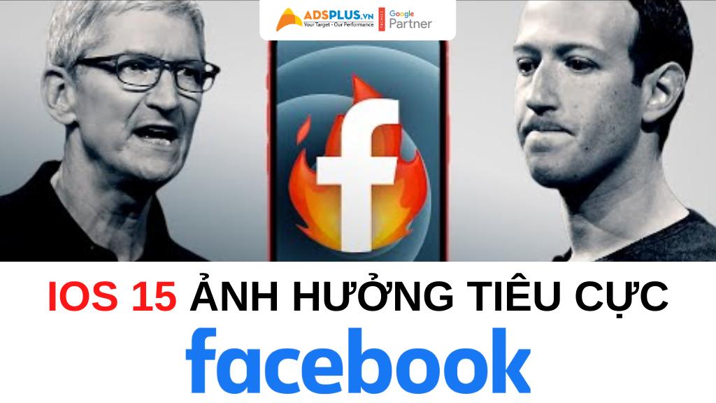 apple ảnh hưởng facebook