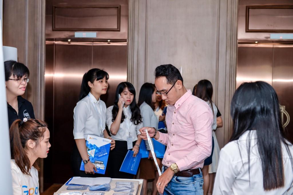 Hội thảo Digital Bites ngày 5/4/2017 tại Hotel Des Art TP.HCM là Hội thảo đầu tiên Google đồng tổ chức cùng AdsPlus