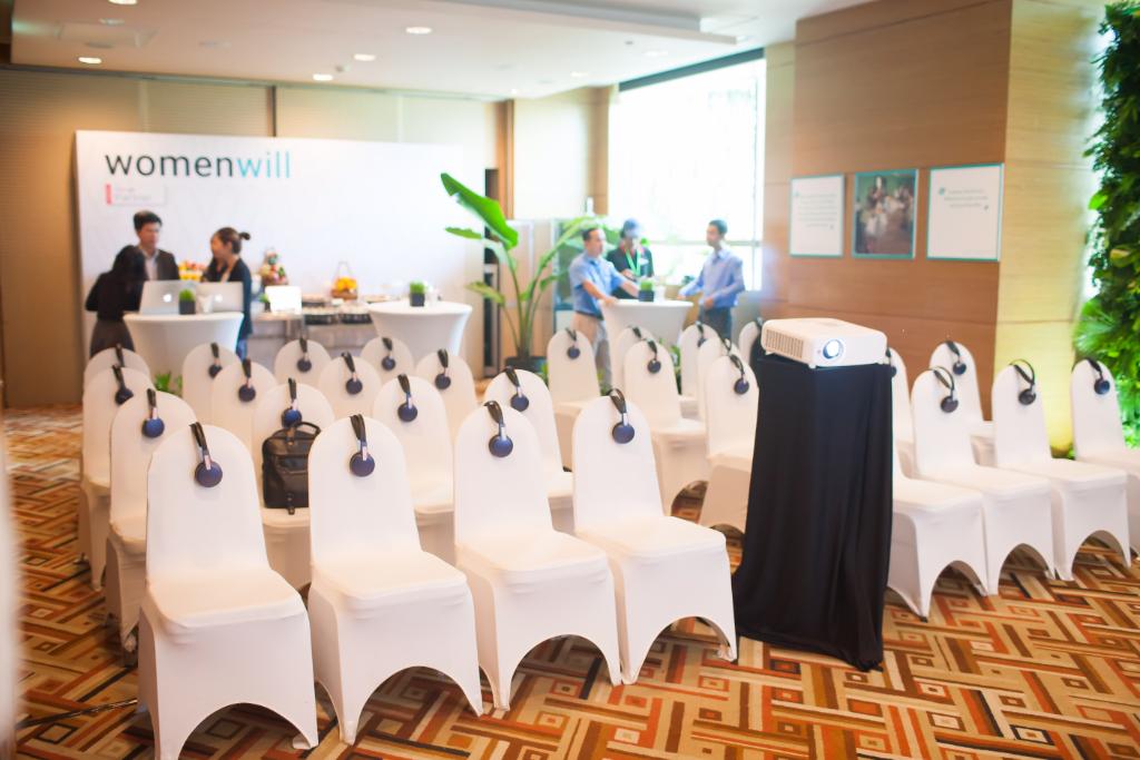 Đại diện AdsPlus tham dự khóa đào tạo từ Google Partner: Lead by Women - Women Will ngày 23 và 24/11/2017 tại GEM Center.