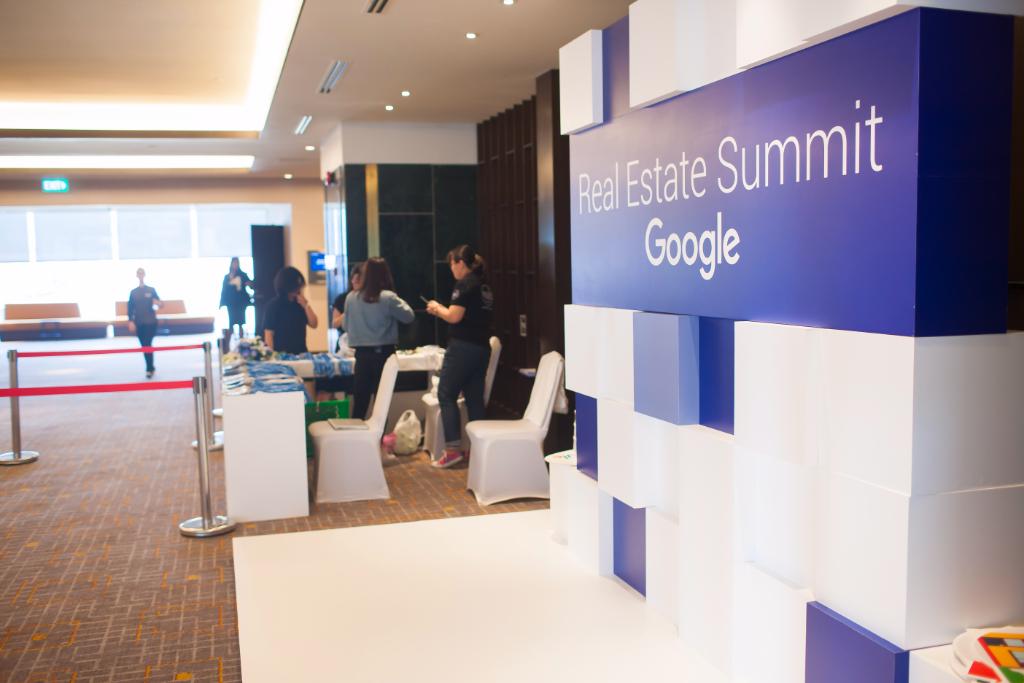 Sự kiện do Google đồng tổ chức với AdsPlus và Twin - CRM chuyên ngành BĐS với sự tham dự của hơn 200 doanh nghiệp BĐS TP.HCM ngày 21/9/2017 tại Sheraton Hotel.
