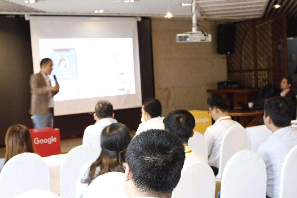 Hội thảo chuyên Bất động sản giới thiệu công cụ kết hợp CRM và Adwords giữa AdsPlus và Đối tác Twin ngày 9/11/2017 với sự tham dự của 40 doanh nghiệp Bất động sản tại TP.HCM