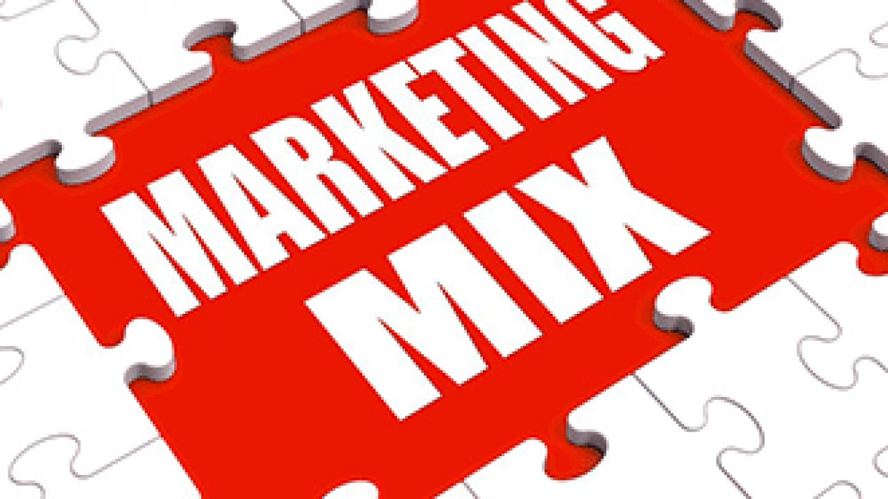 Khái niệm Marketing Mix