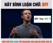 """Lý giải phong trào comment """"BFF"""" để biết Facebook bị hack hay chưa"""