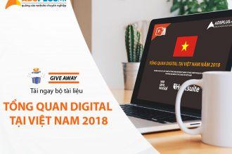tài liệu tổng quan Digital Việt Nam