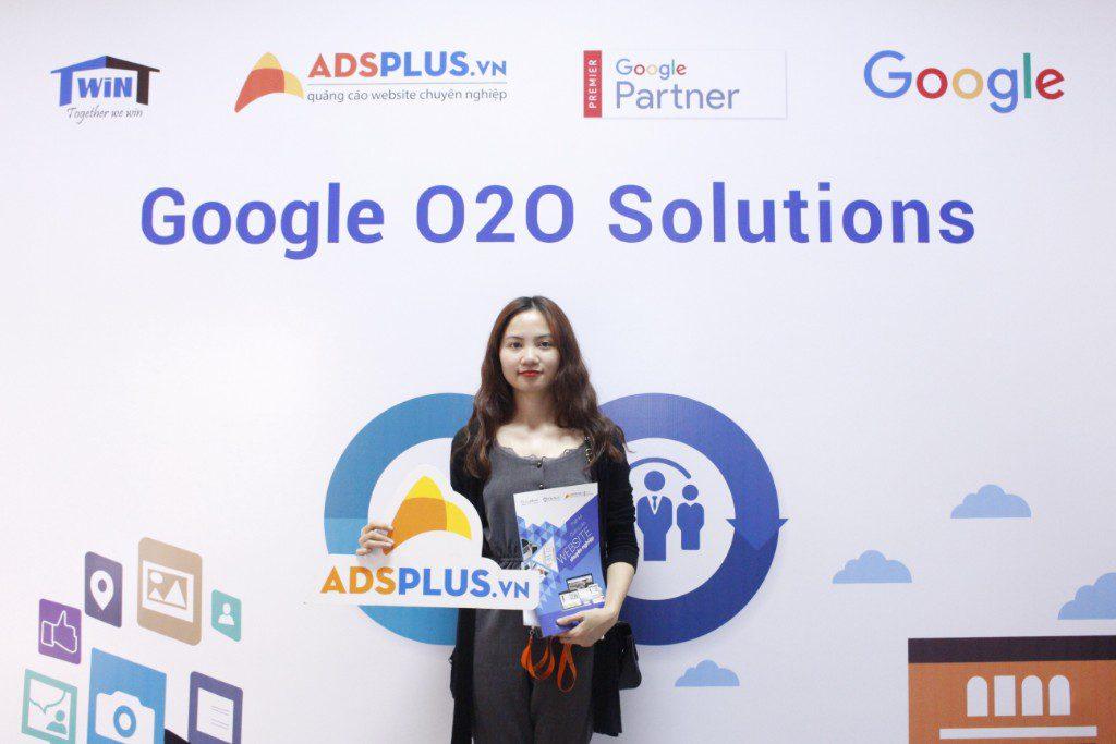 Hội thảo Google O2O Twin – AdsPlus.vn ngày 18/04/2018