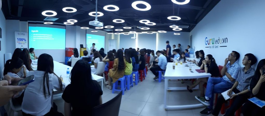 Training Google Shopping tại Adsplus ngày 27/06/2018