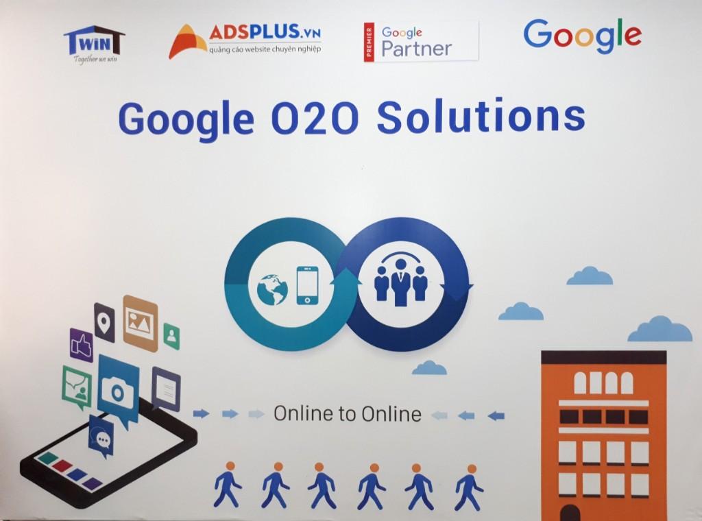 Hội thảo Google O2O ngày 20/06/2018