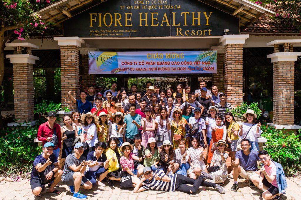 Du lịch hè Fiore Resort Phan Thiết 30/6-1/7