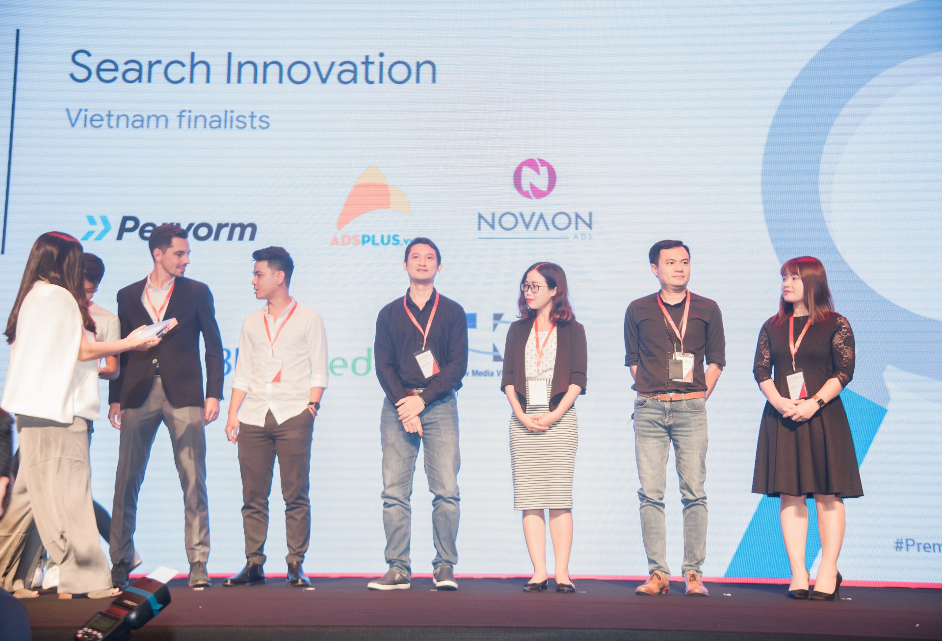 Adsplus.vn vô địch 2 hạng mục: Mobiles innovation awards và Growing Bussiness Online năm 2018