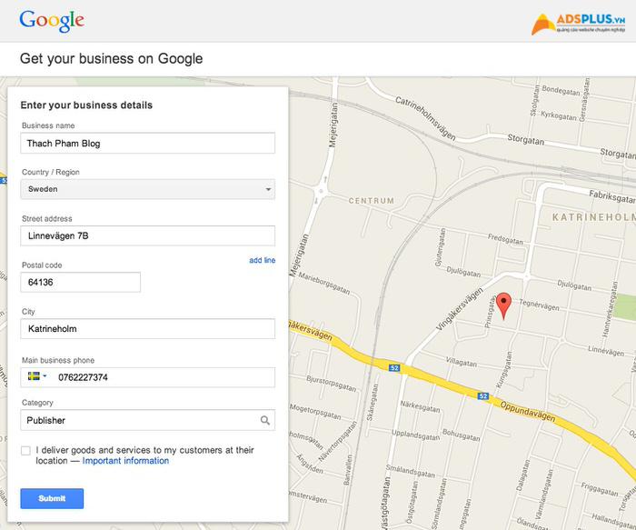 đưa doanh nghiệp lên google map 03