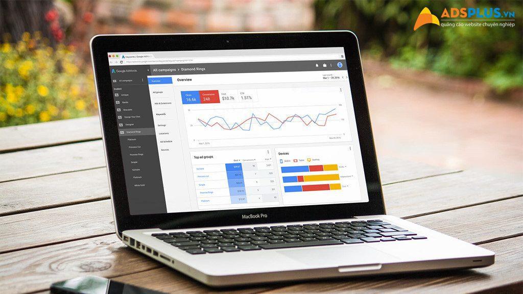 hướng dẫn tạo tài khoản quảng cáo Google AdWords 1
